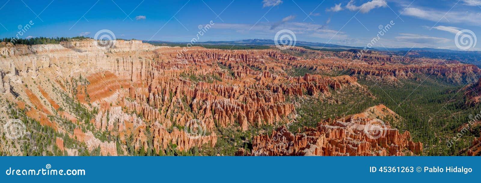 Parc national Utah de canyon de Bryce