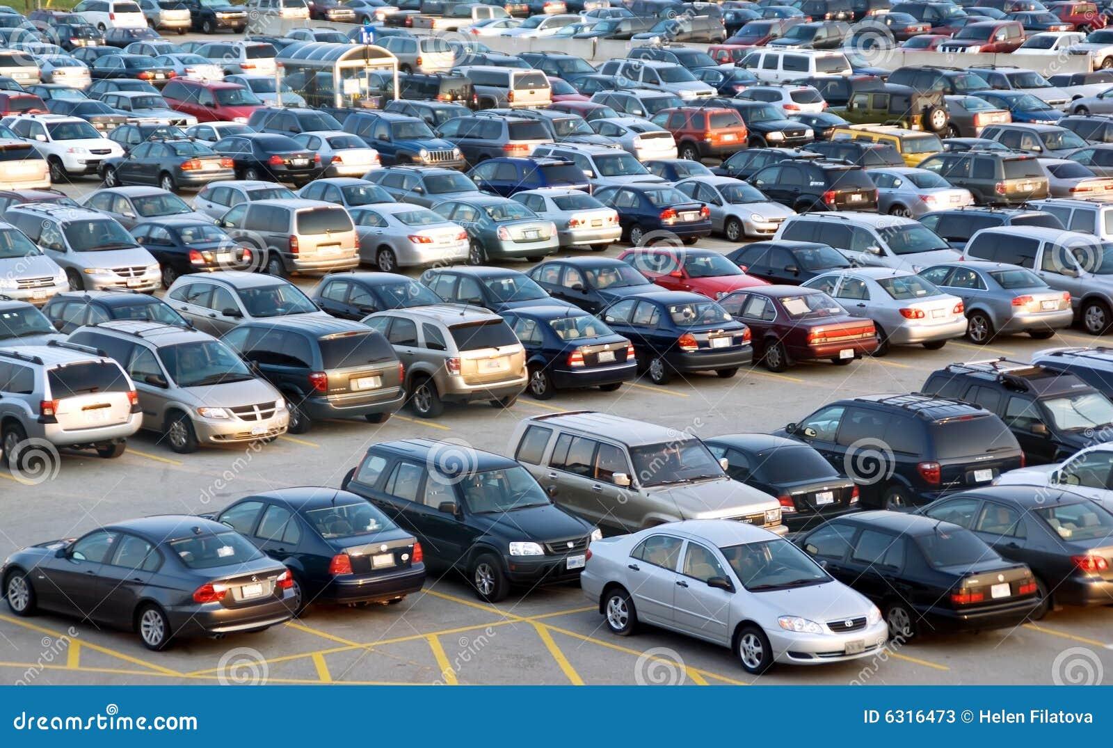 Parcheggio completo