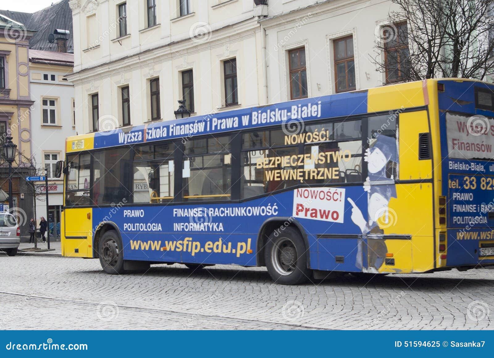 Parcheggio del bus