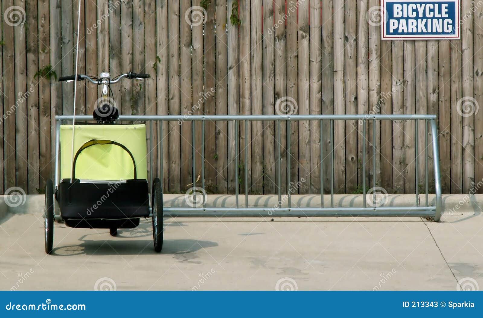 Parcheggio della bicicletta