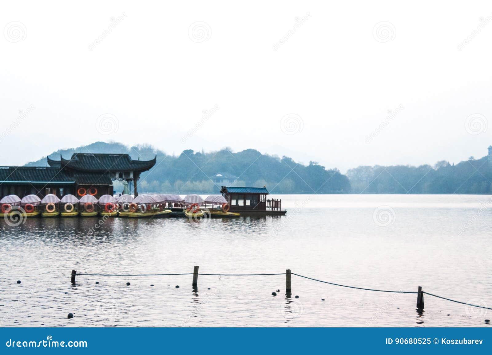 Parcheggio locativo della barca