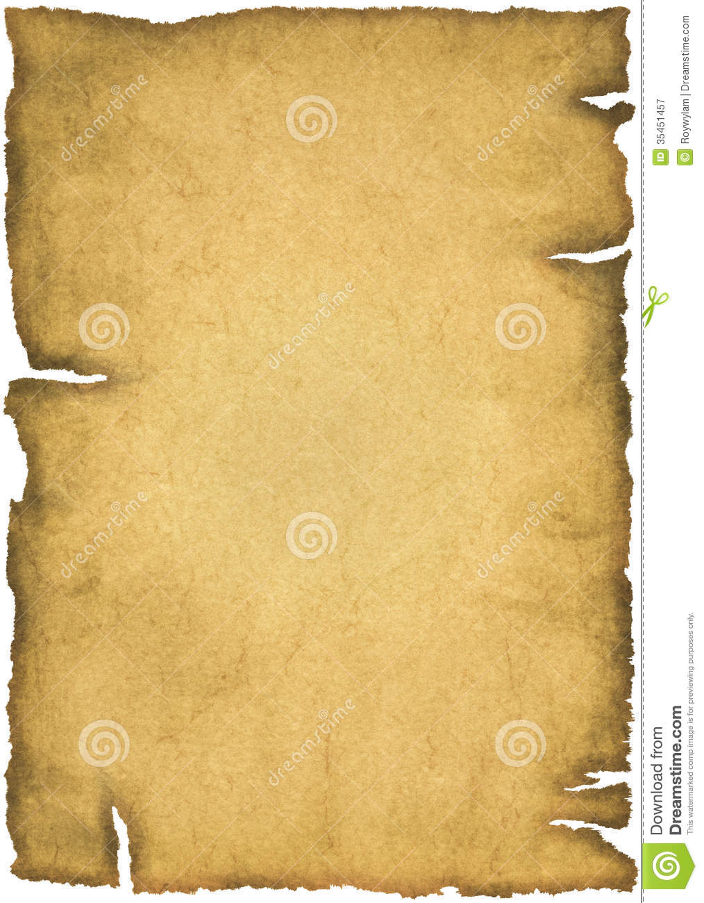 Parchment Texture Background Very Large Format Stock