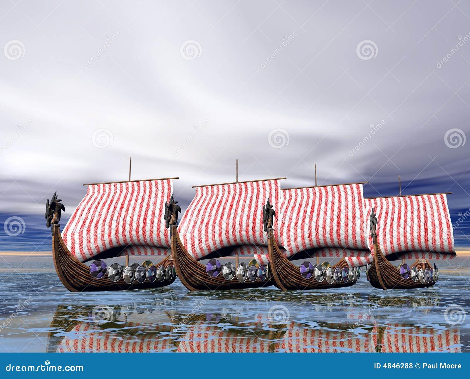Parco del Vichingo delle navi