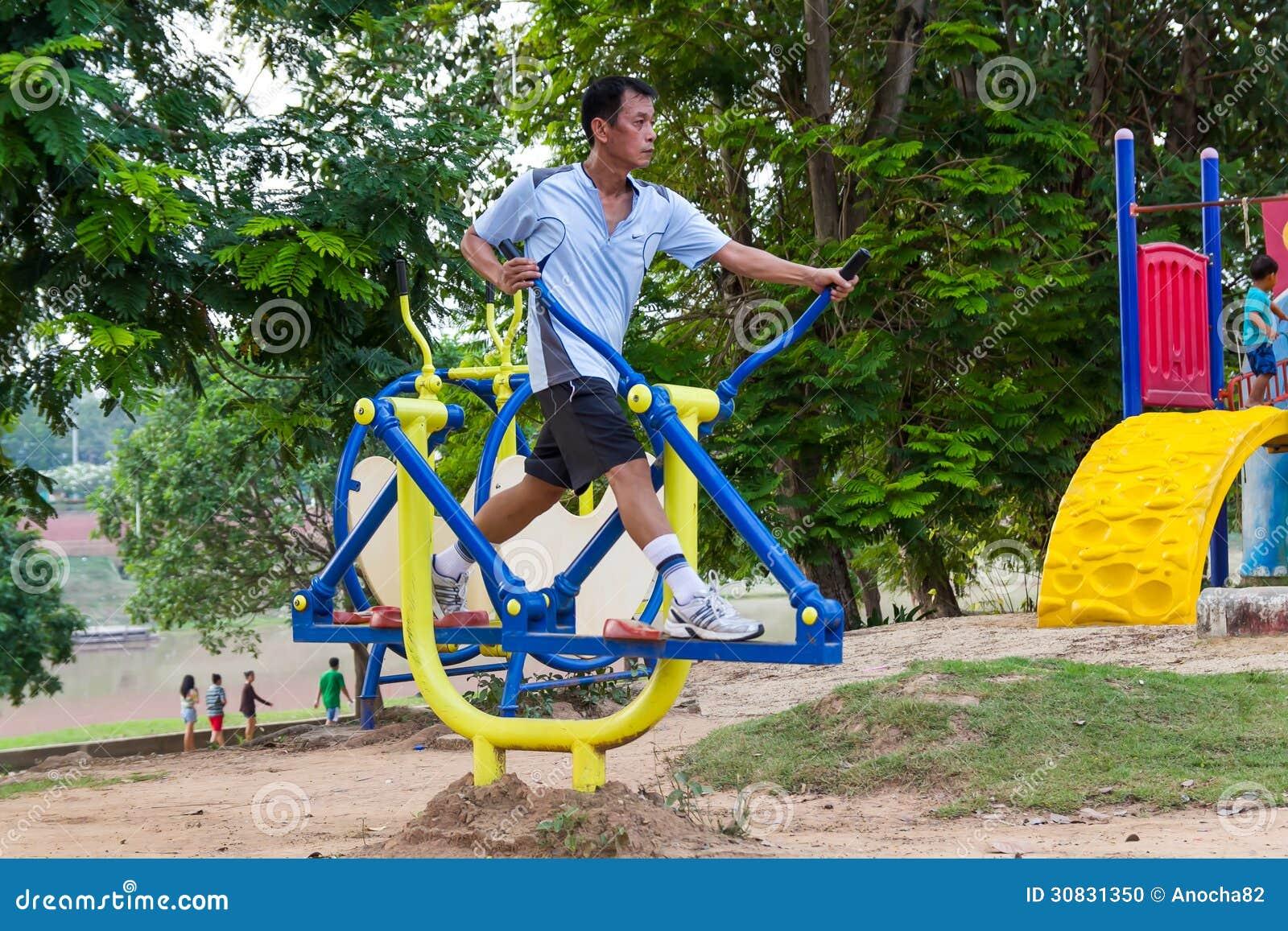 Parco di esercizio