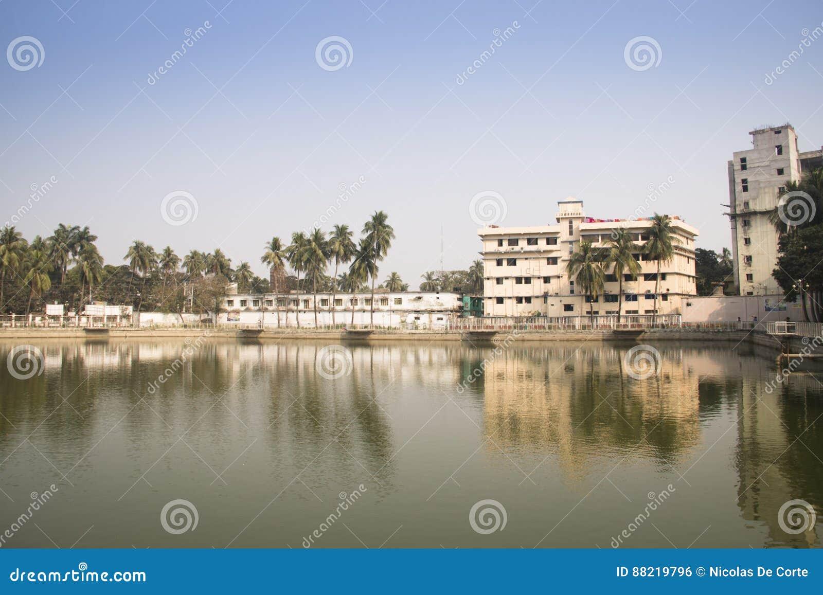 Parco di Hadis a Khulna, Bangladesh