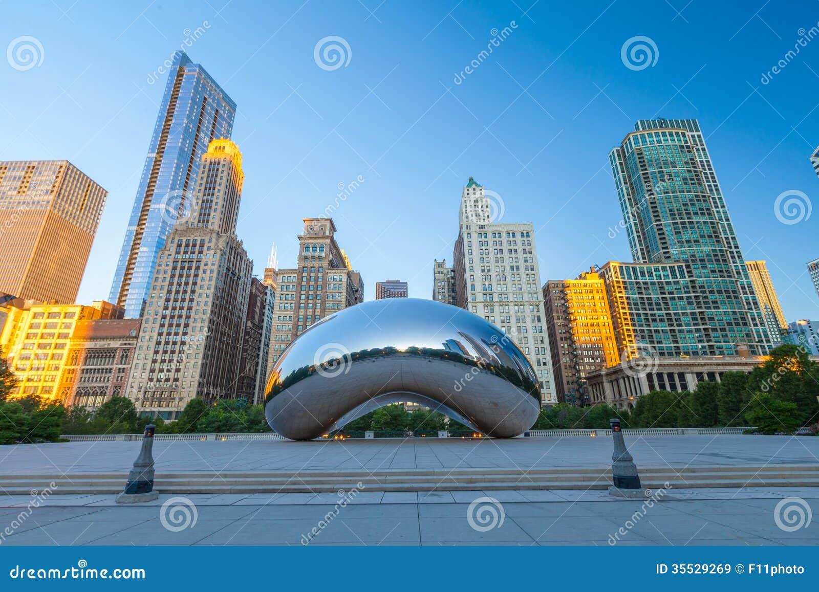 Parco di millennio, Chicago
