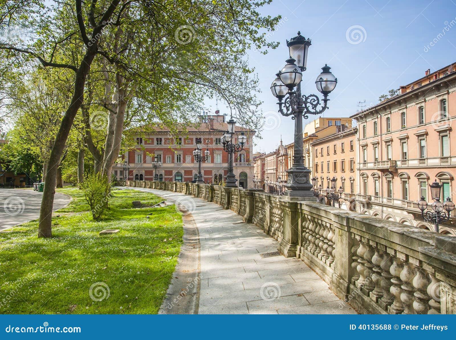 Parco Montagnola, Bologna