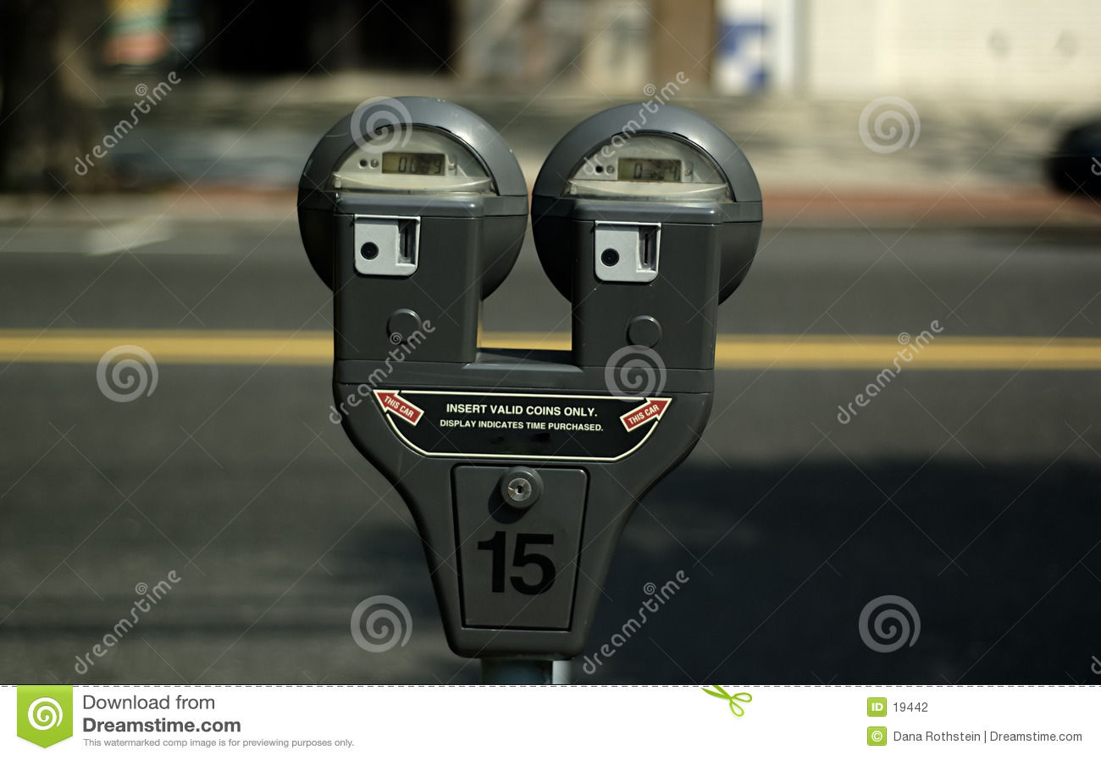 Parcomètre