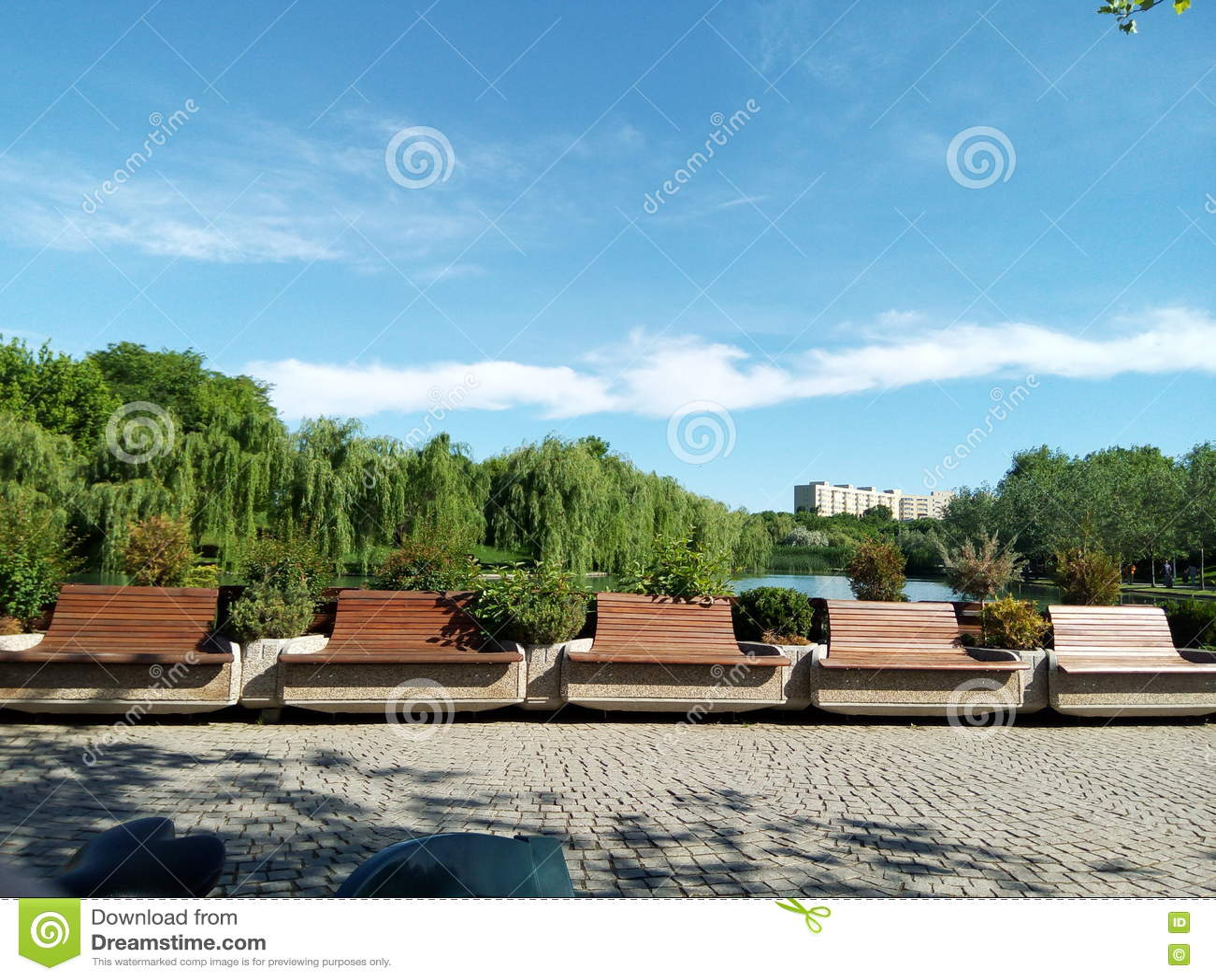 Parcul Alexandru Ioan Cuza, Bucuresti, Ρουμανία