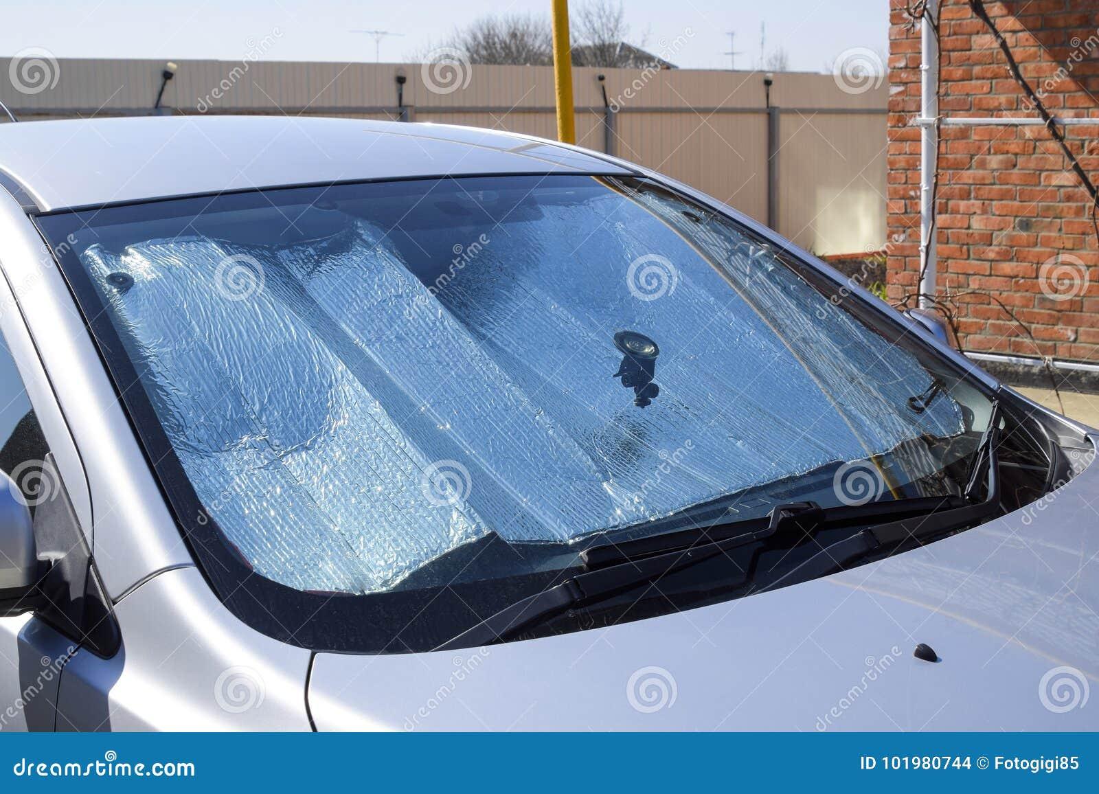 Pare-brise de réflecteur de Sun Protection du panneau de voiture contre le direc