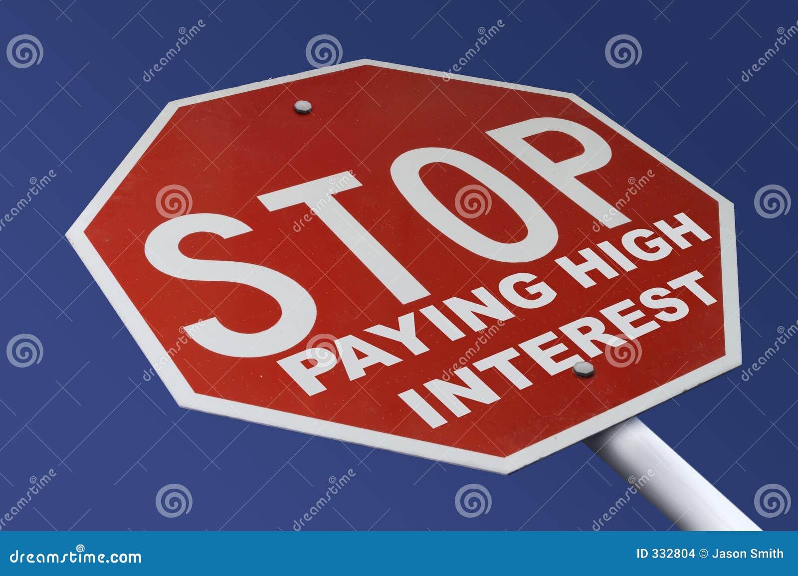 Pare de interés alto