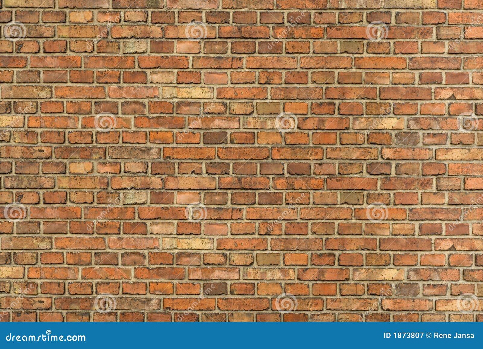 Pared de ladrillo imagen de archivo imagen de cemento - Ladrillos para pared ...