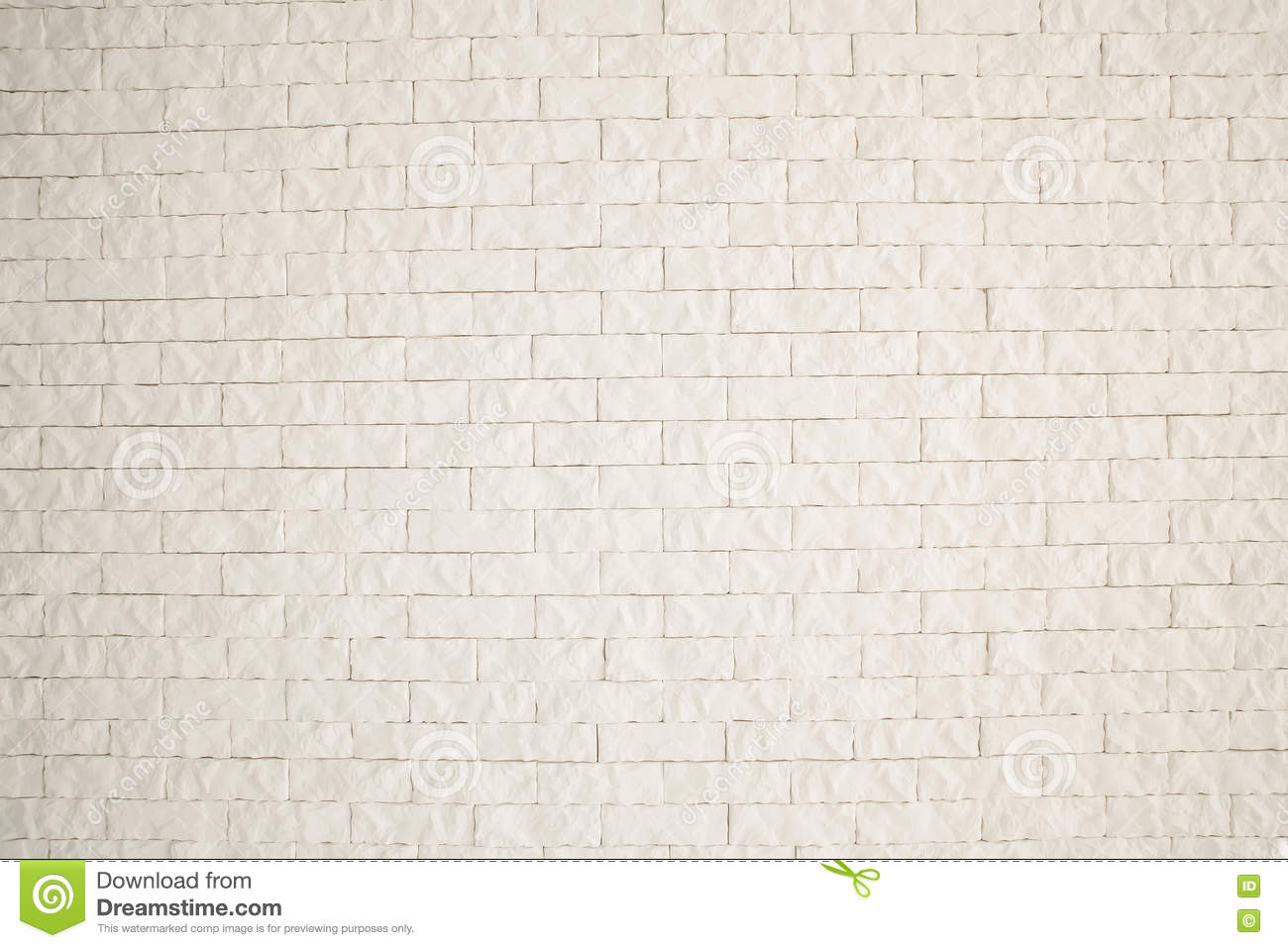 Pared de ladrillo blanca para la textura del interior o for Impermeabilizar pared ladrillo exterior