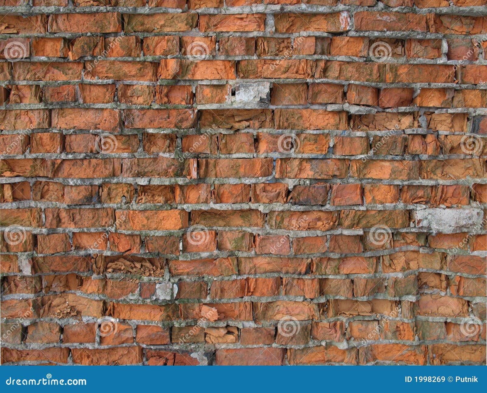 Pared de ladrillos vieja im genes de archivo libres de - Ladrillos para pared ...