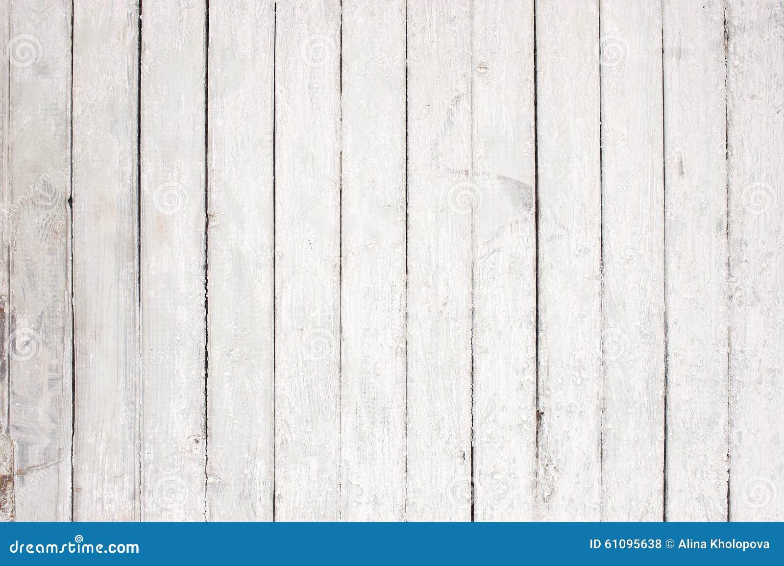 Pared de madera blanca con la pintura vieja foto de - Pintura lacada blanca para madera ...