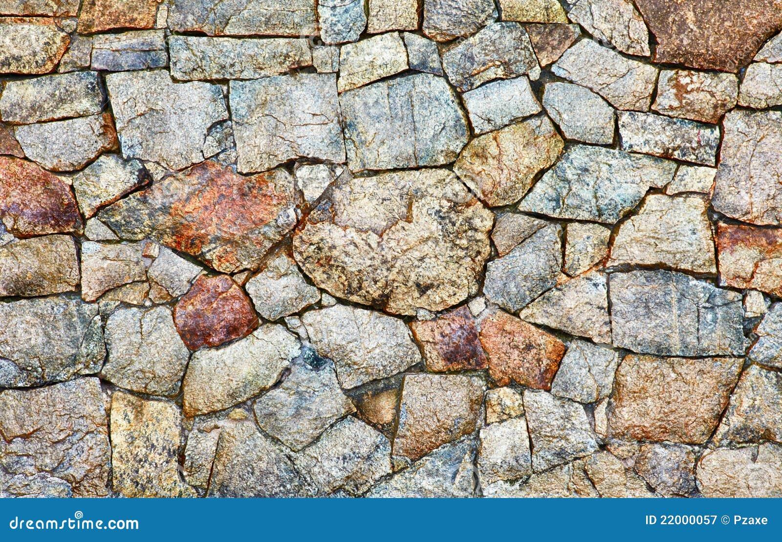 pared de piedra spera natural textura fotografa de archivo libre de regalas