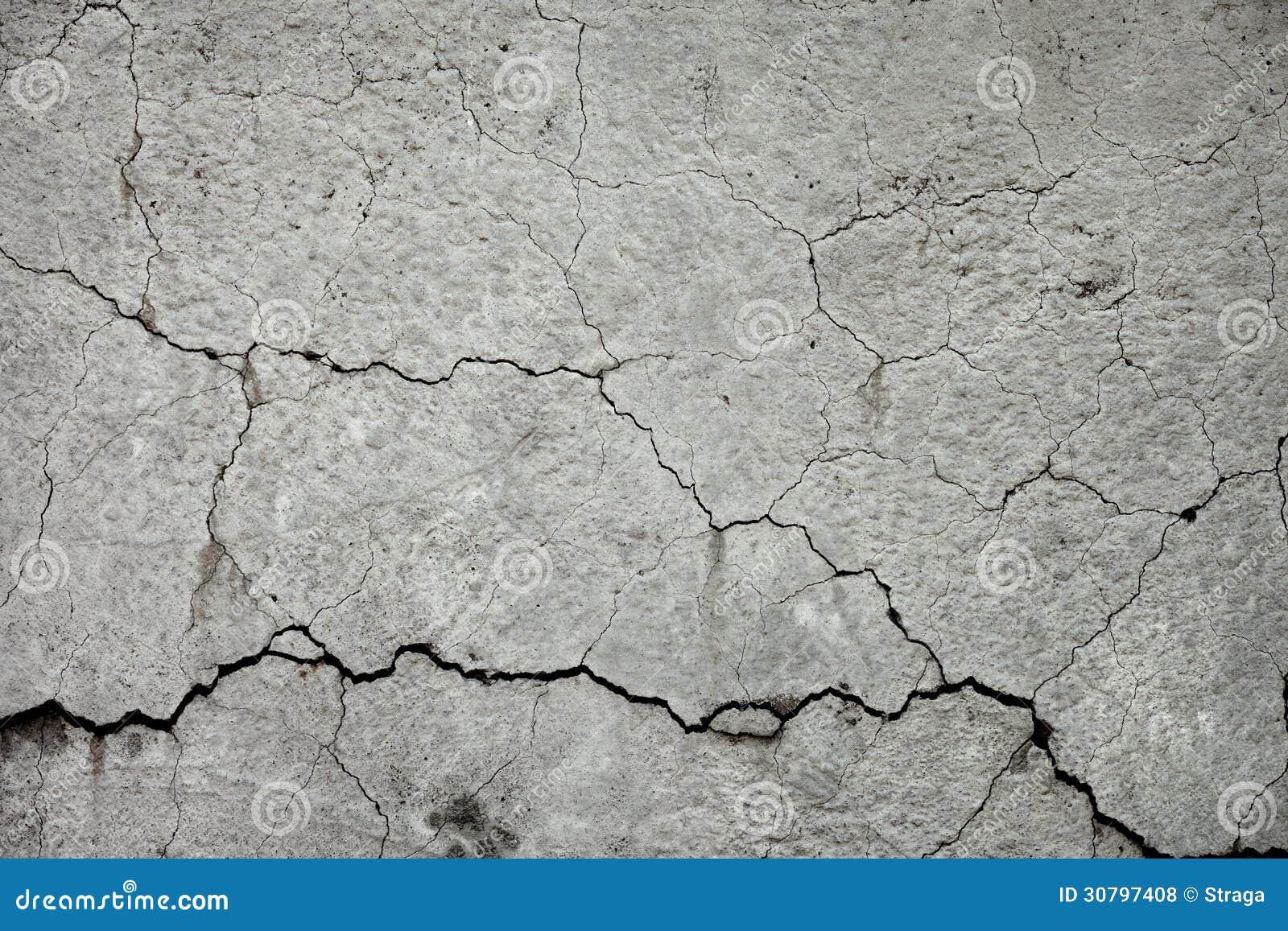 Pared de piedra agrietada foto de archivo imagen de - Pared de piedra ...