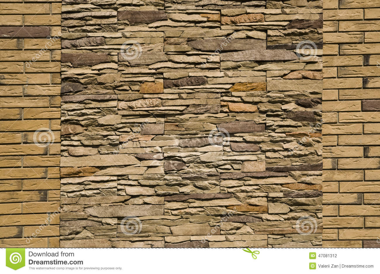 Piedra decorativa pared estilo rstico natural dividir - Piedra decorativa para paredes ...