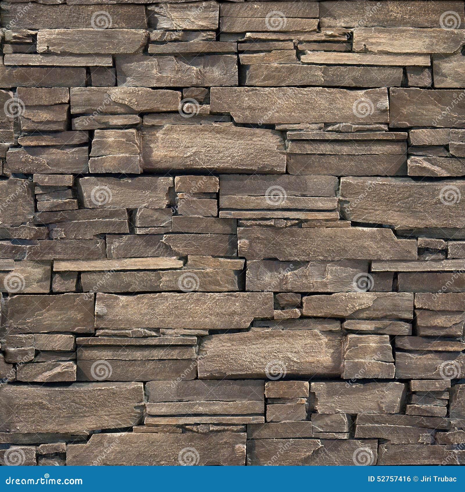 Pared de piedra decorativa fondo incons til textura de - Pared de piedra ...