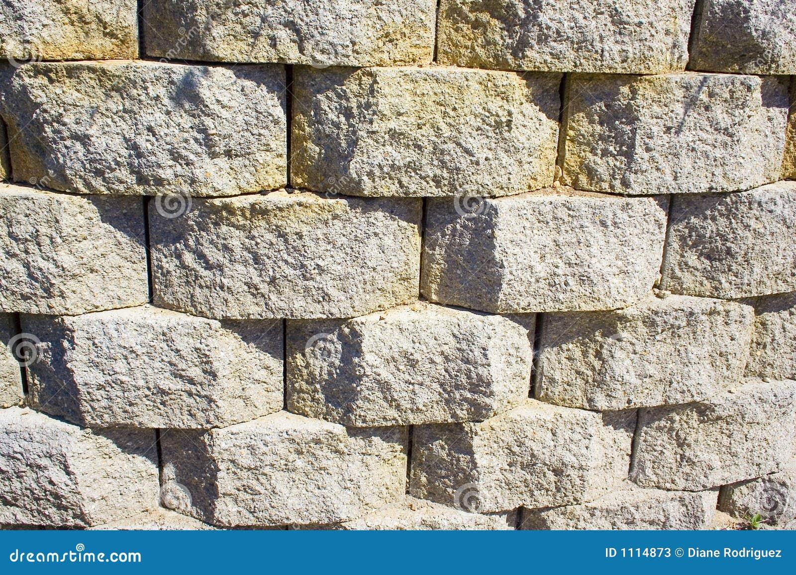 Pared de piedra tridimensional imagen de archivo imagen for Papel para pared imitacion piedra