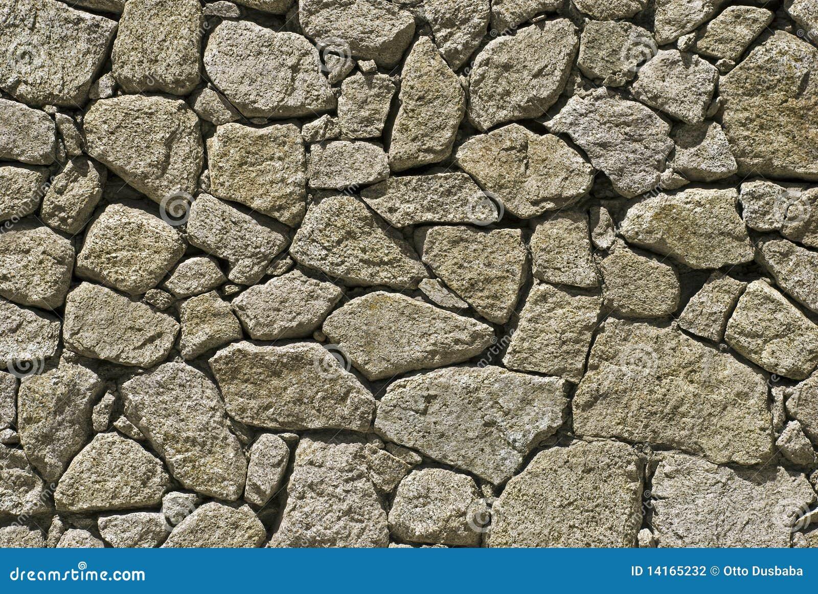 Pared de piedras de forma irregular foto de archivo imagen 14165232 - Piedras para pared ...