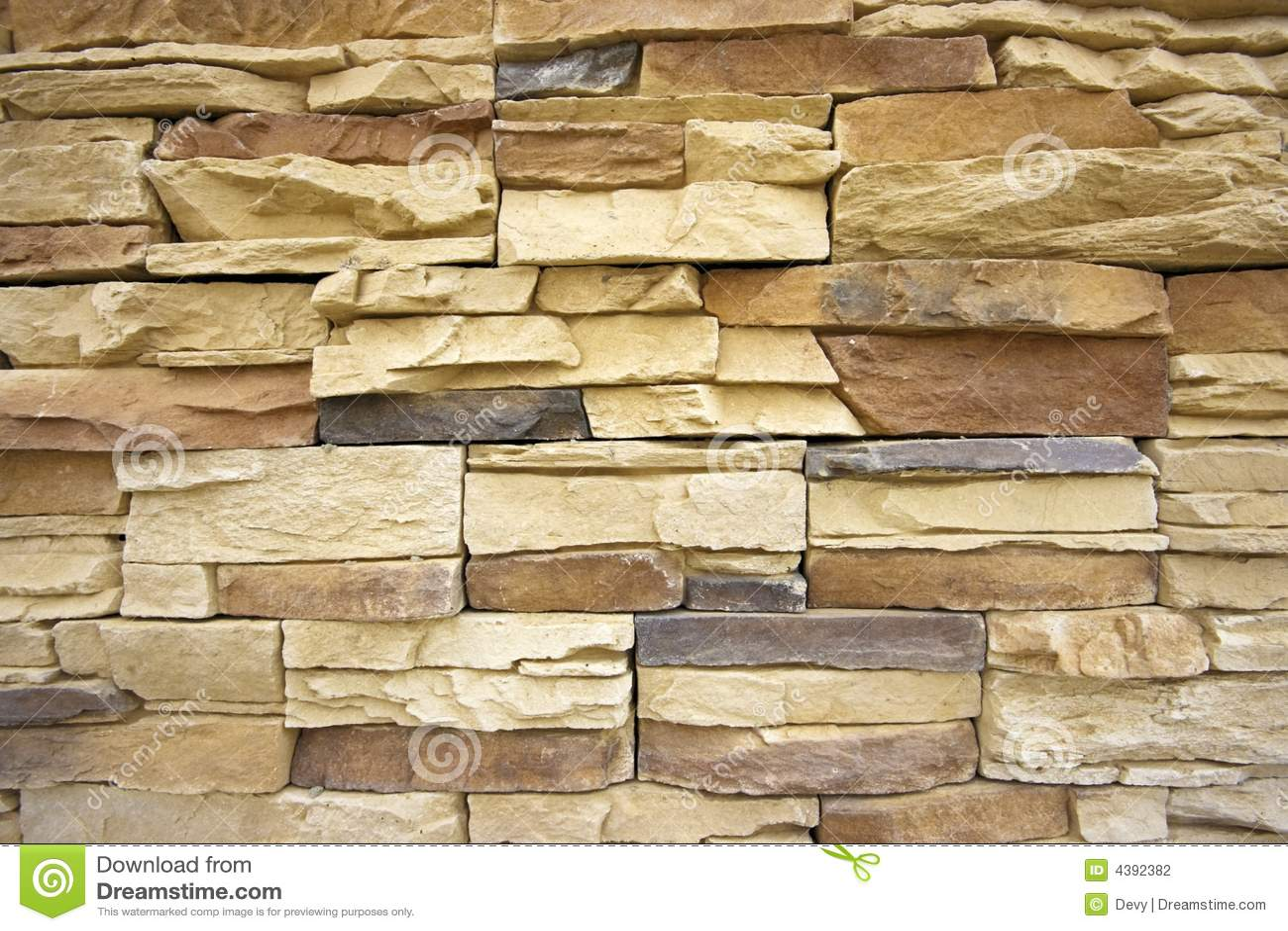 Pared natural del granito de piedra fotograf a de archivo for Piedra para granito