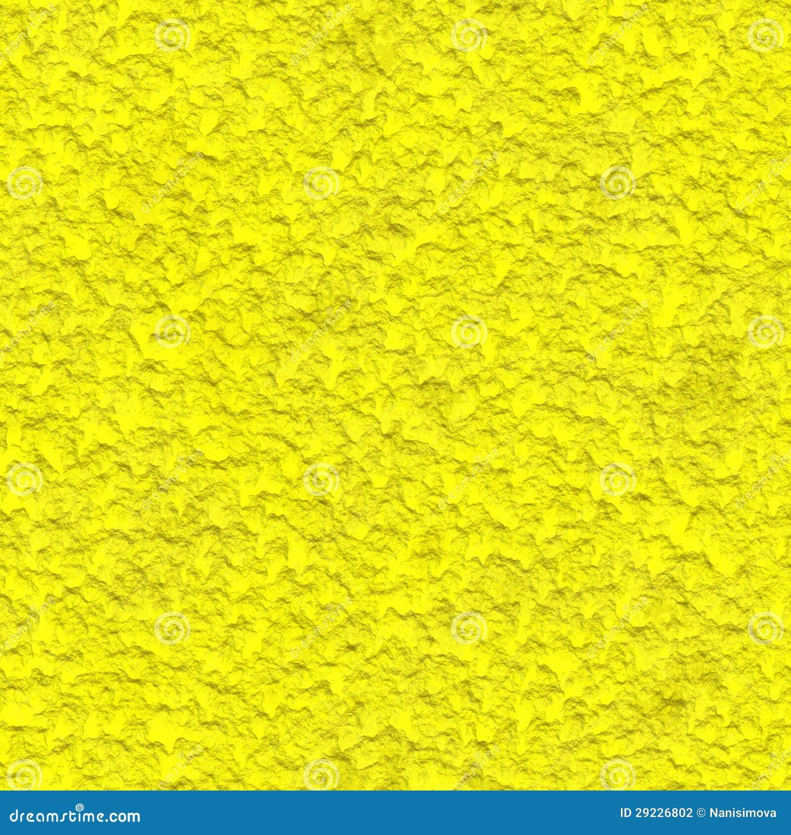 Download Parede amarela do estuque ilustração stock. Ilustração de grosseiro - 29226802
