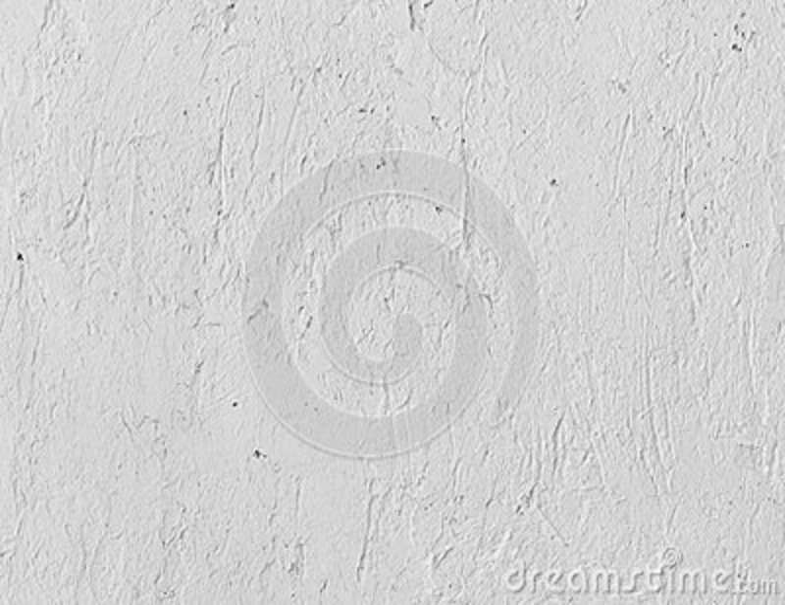 Parede branca do cimento da decoração