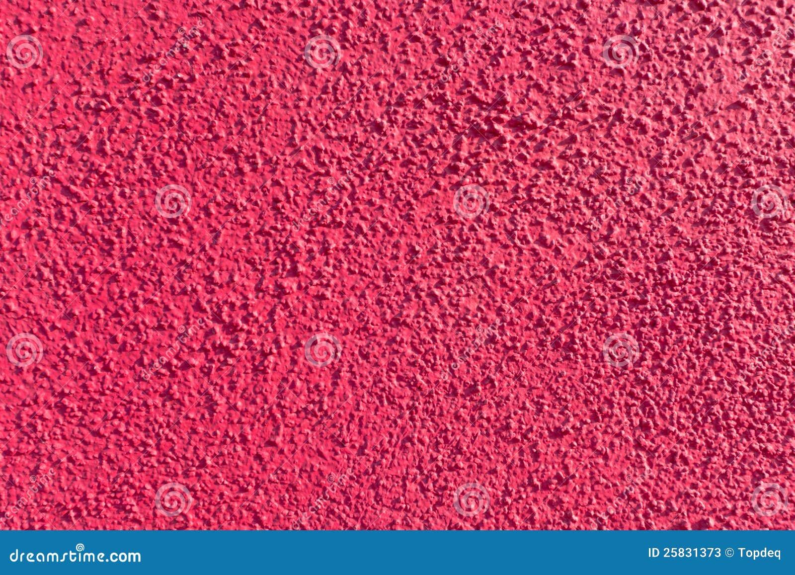 Parede cor-de-rosa brilhante do emplastro