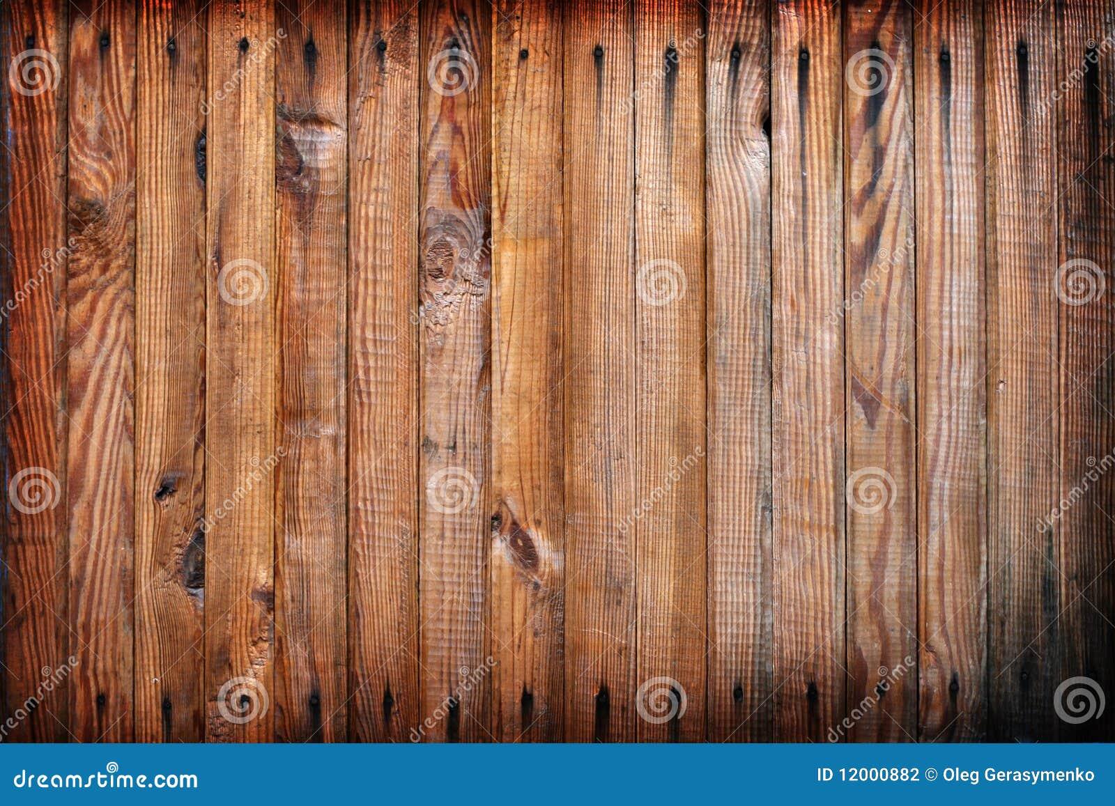 Parede de madeira suja