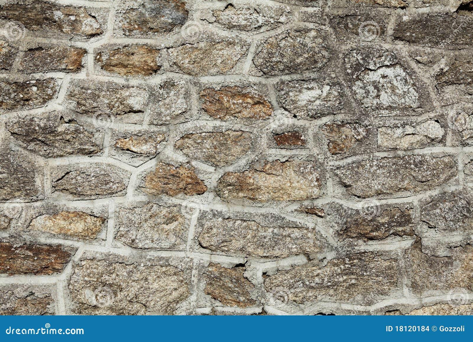 Parede de pedra do granito da textura do fundo imagens de - Texturas de paredes ...