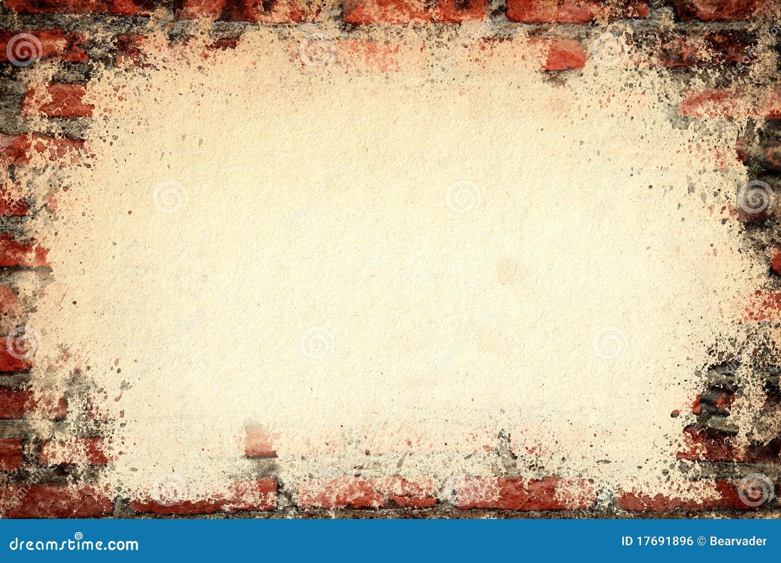 Parede de tijolo velha da tampa de papel velha da textura - Papel de pared barcelona ...