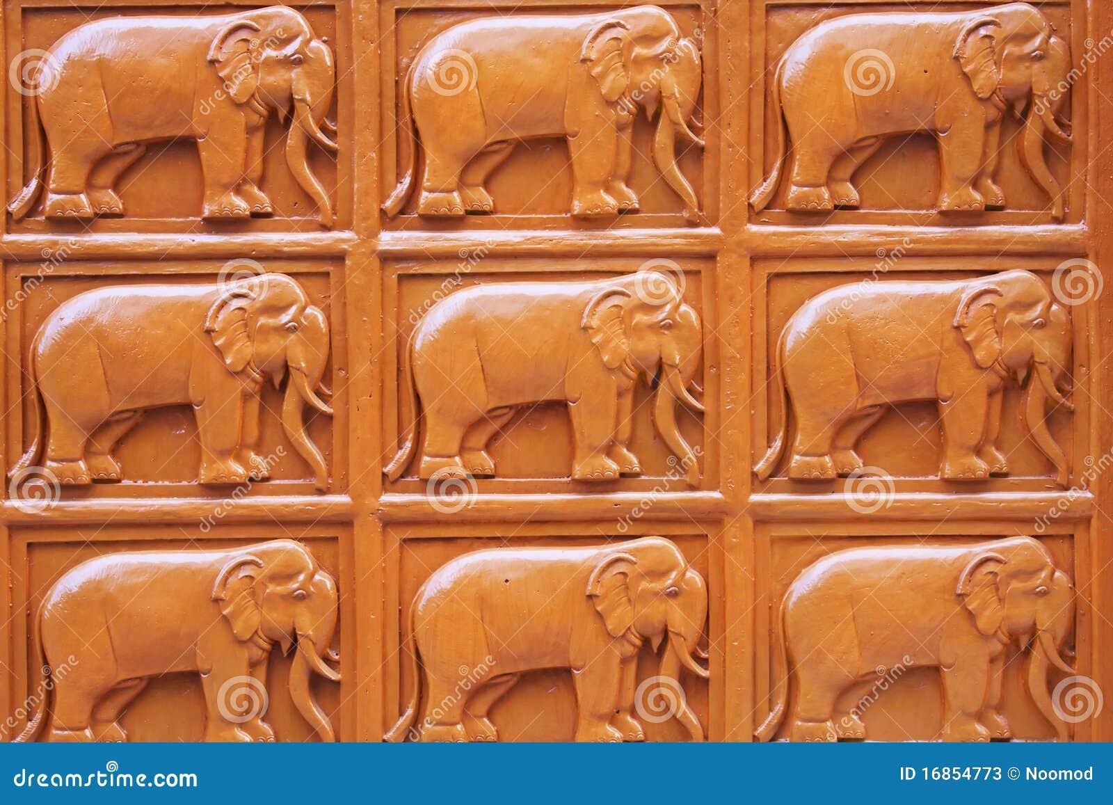 Parede do elefante