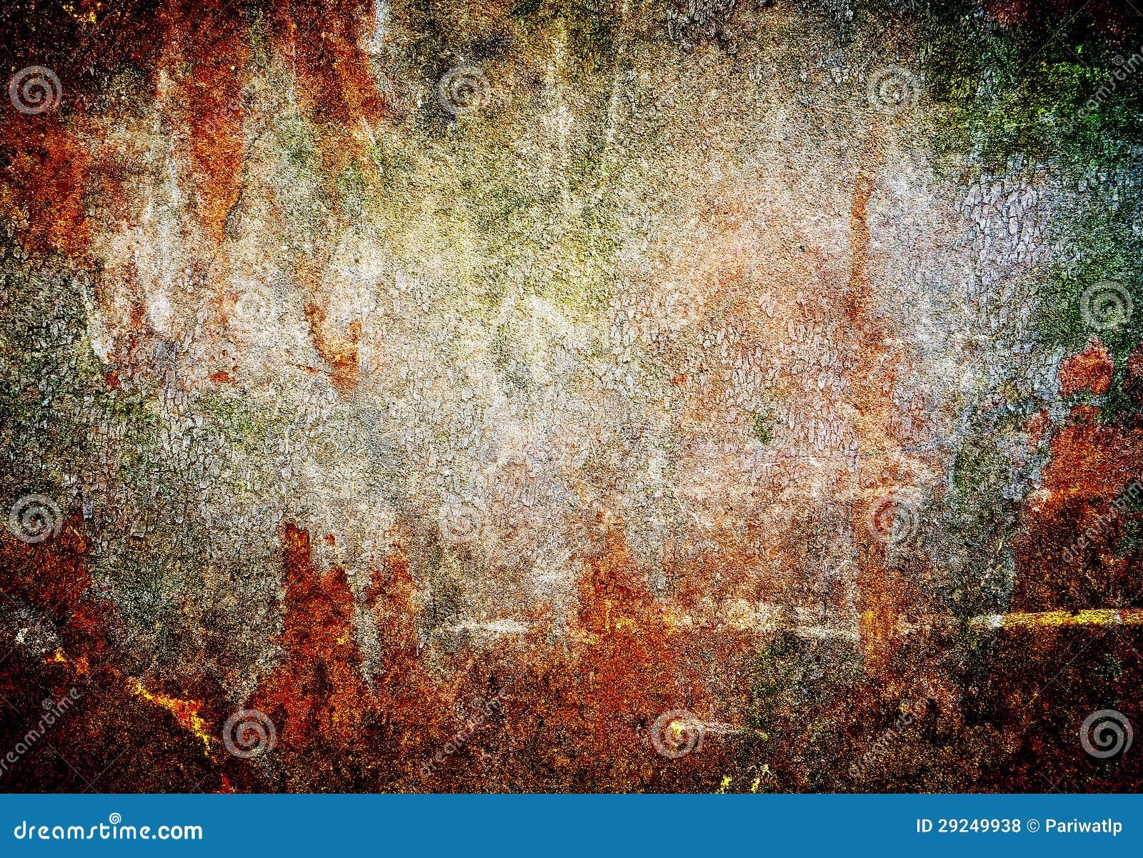 Download Parede do Grunge foto de stock. Imagem de arquiteto, halloween - 29249938