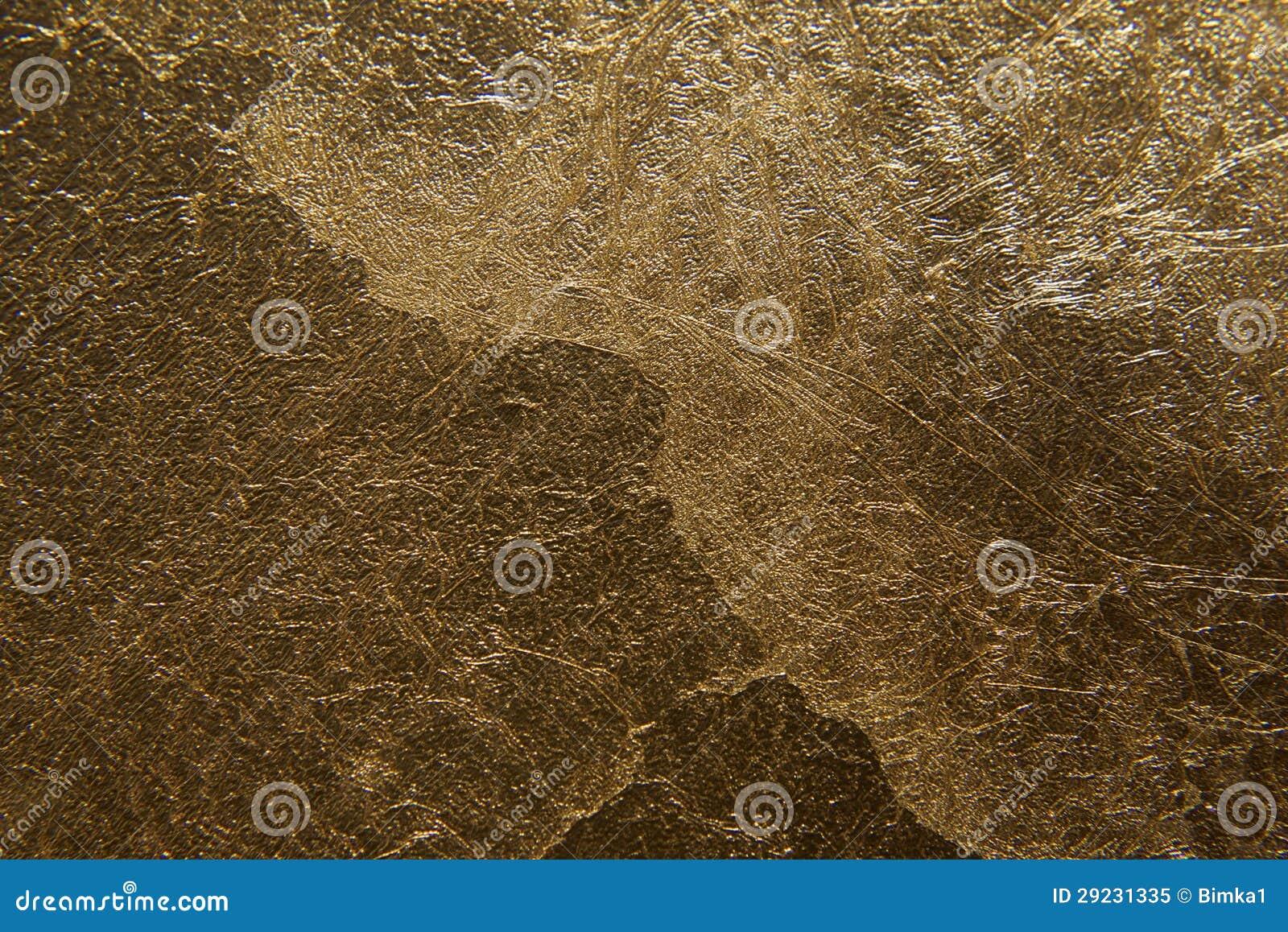 Download Parede do ouro imagem de stock. Imagem de riqueza, ouro - 29231335