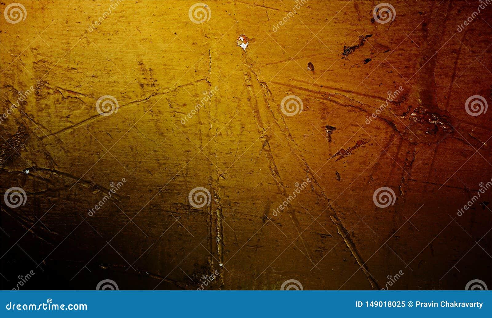A parede protegida vermelha, preta e amarela textured o fundo textura de papel do fundo do grunge Papel de parede do fundo