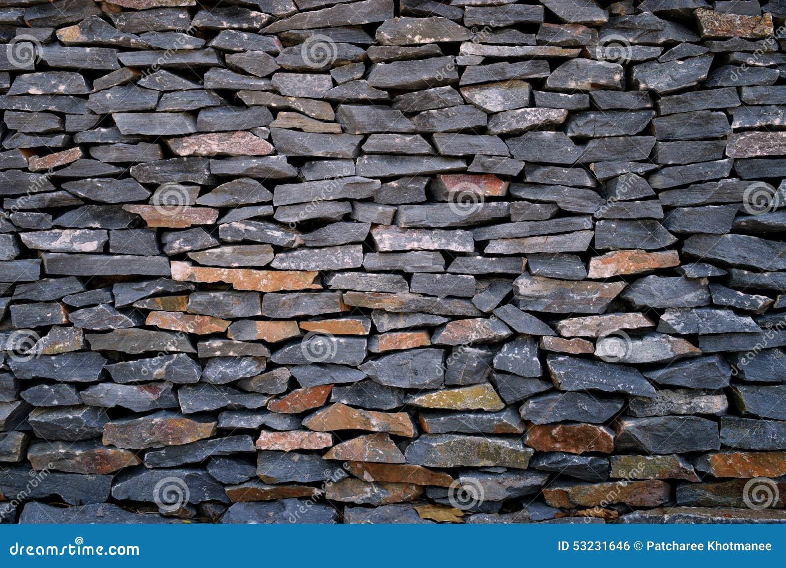 Paredes de piedra oscuras foto de archivo imagen de - Pared de piedra ...