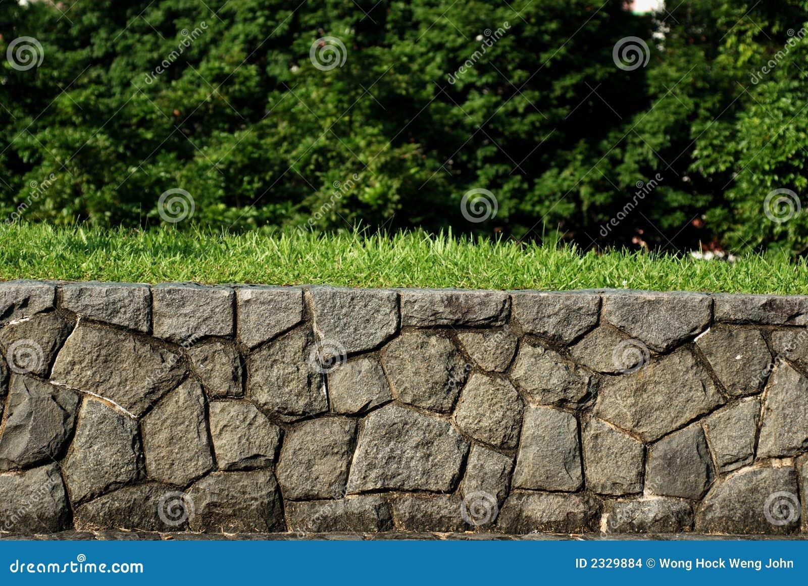 Paredes de piedra y rboles imagenes de archivo imagen 2329884 - Fotos de paredes de piedra ...