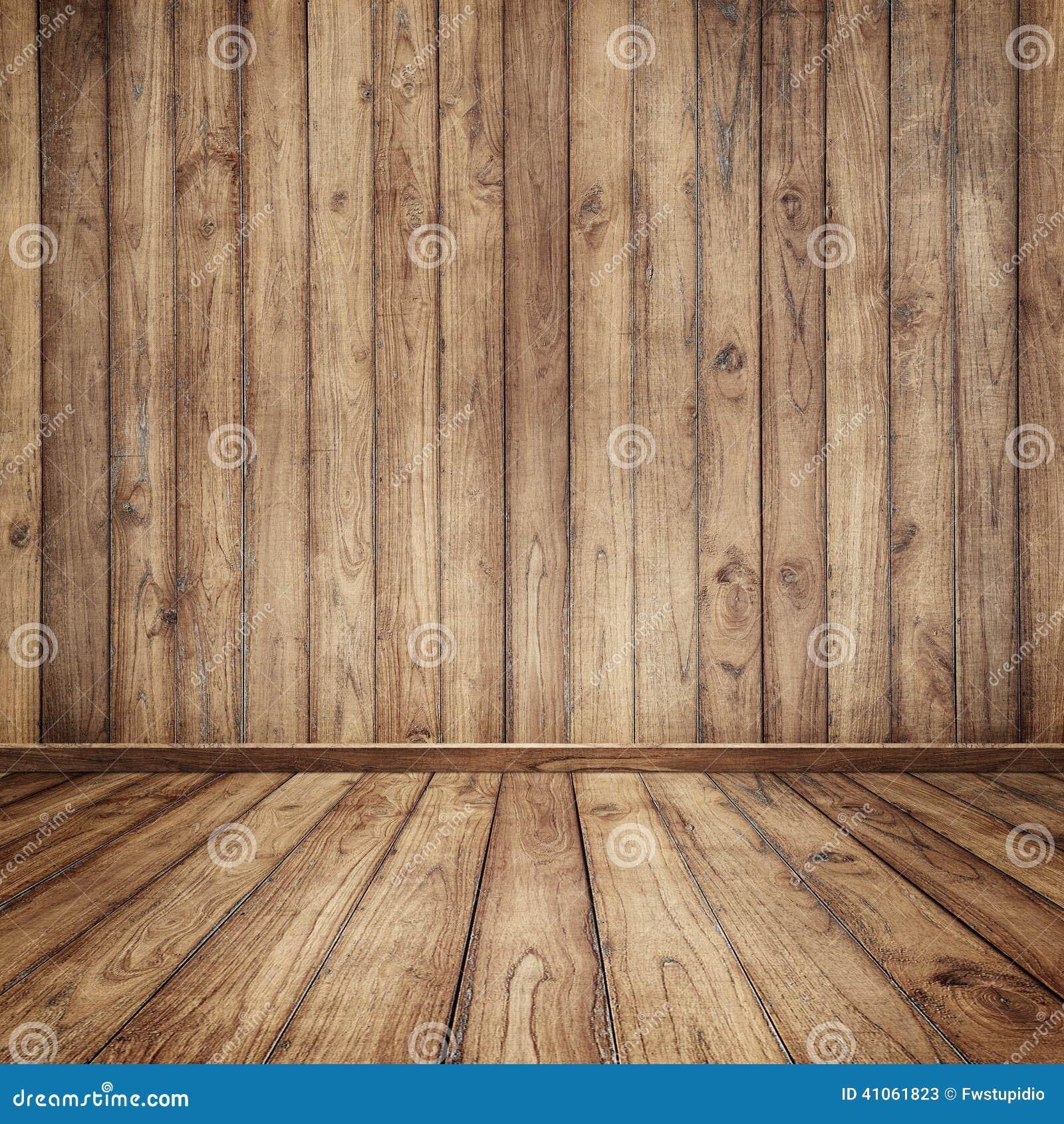 Paredes y tabla de madera para el texto y el fondo imagen - Madera para paredes ...