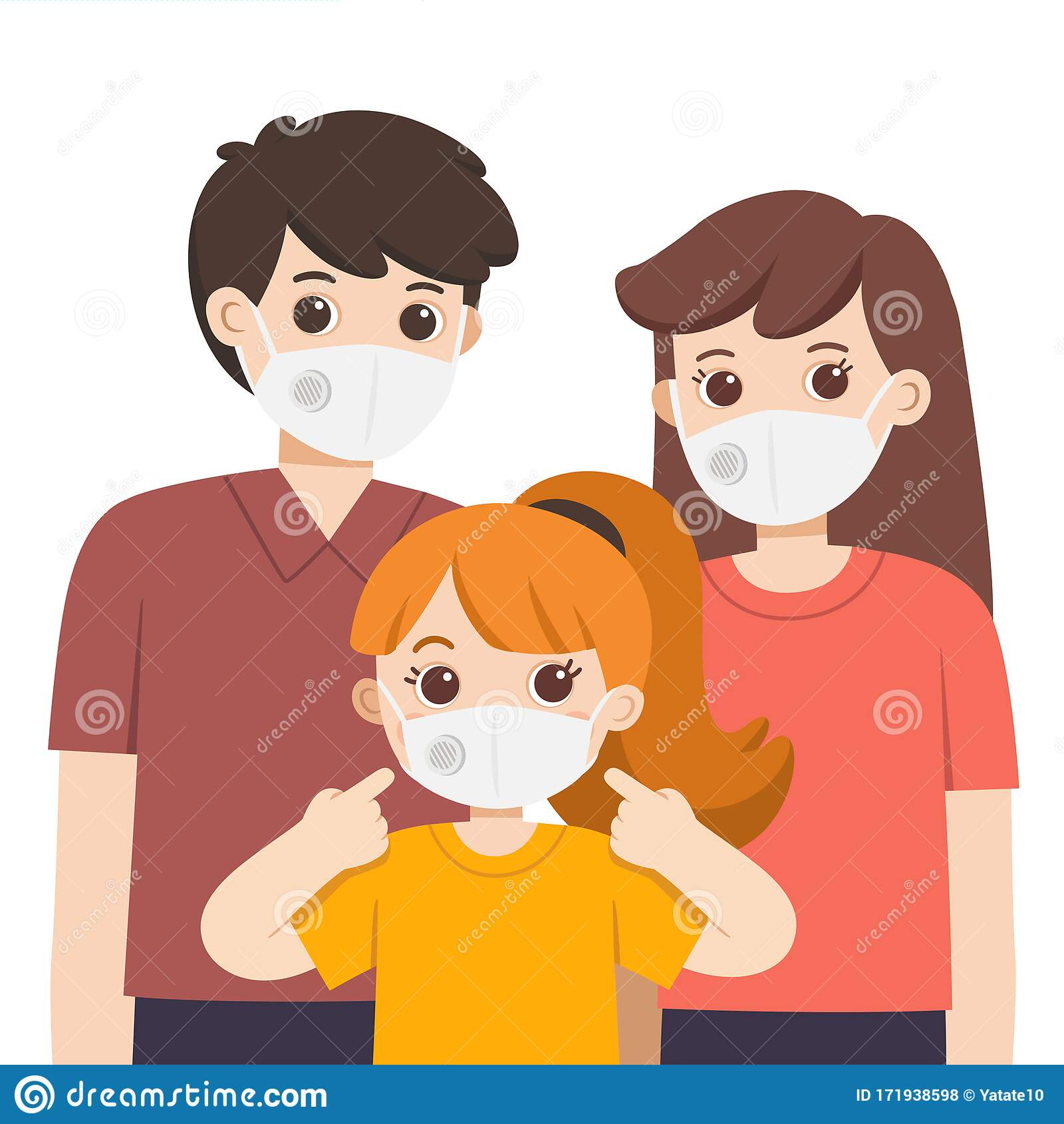 child mask virus