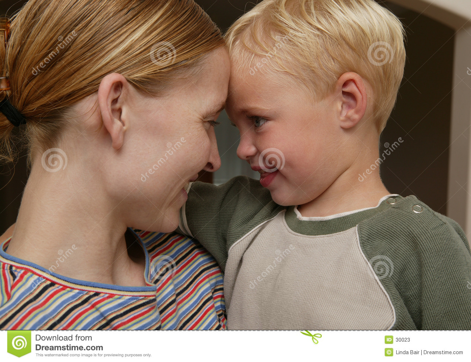 Parenting: Zeigen von Liebe