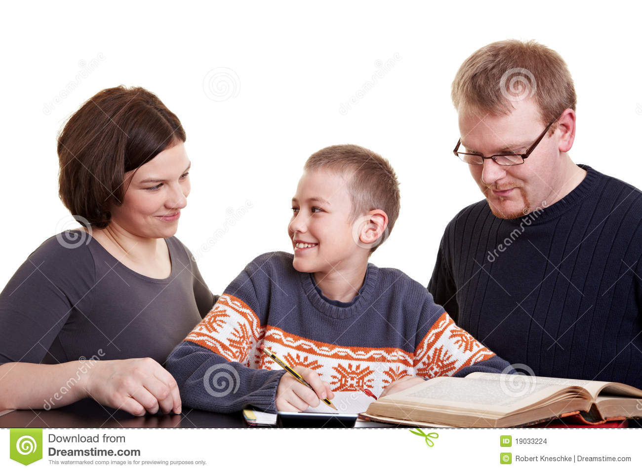 thesis statement for single parent families