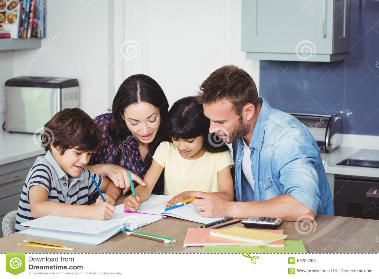 YouGov   Homework  Should parents help their children  or not  Dreamstime com