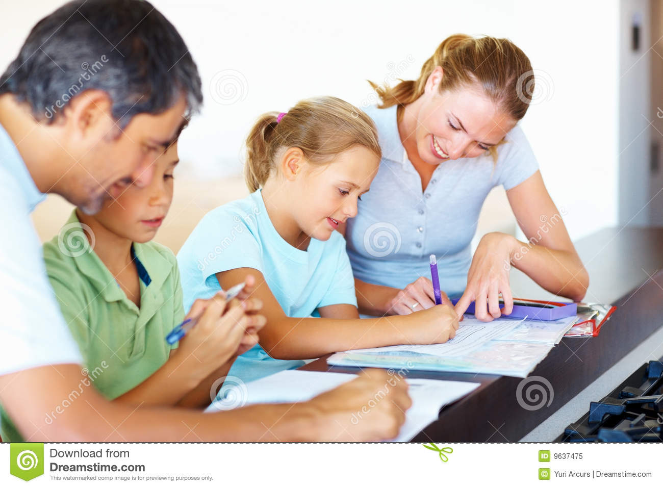 Parents essay for kids