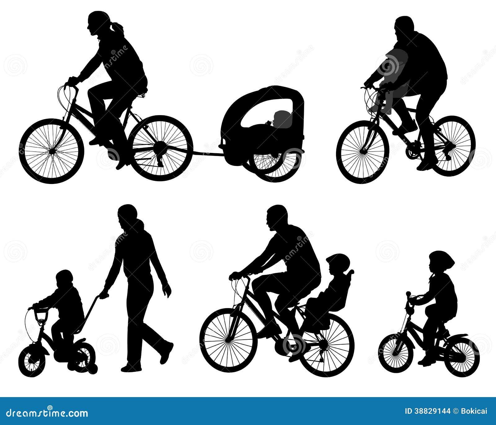 Boy Bike Silhouette Clip Art Hot Girls Wallpaper