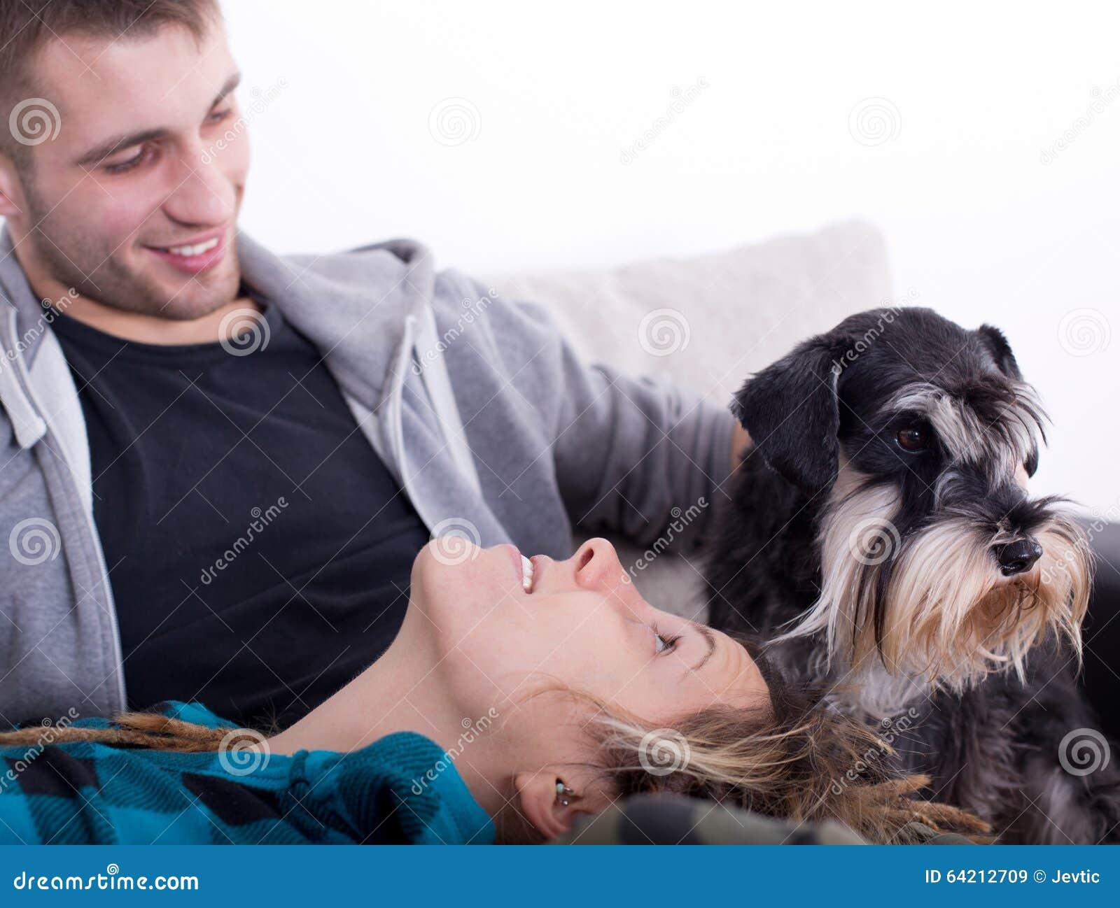 Pares con el perro
