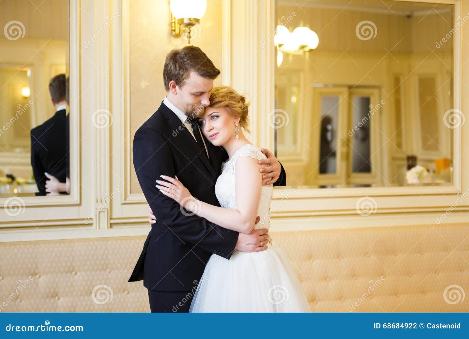 Pares de la boda interiores