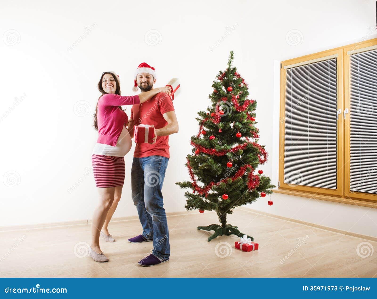 Pares de la Navidad