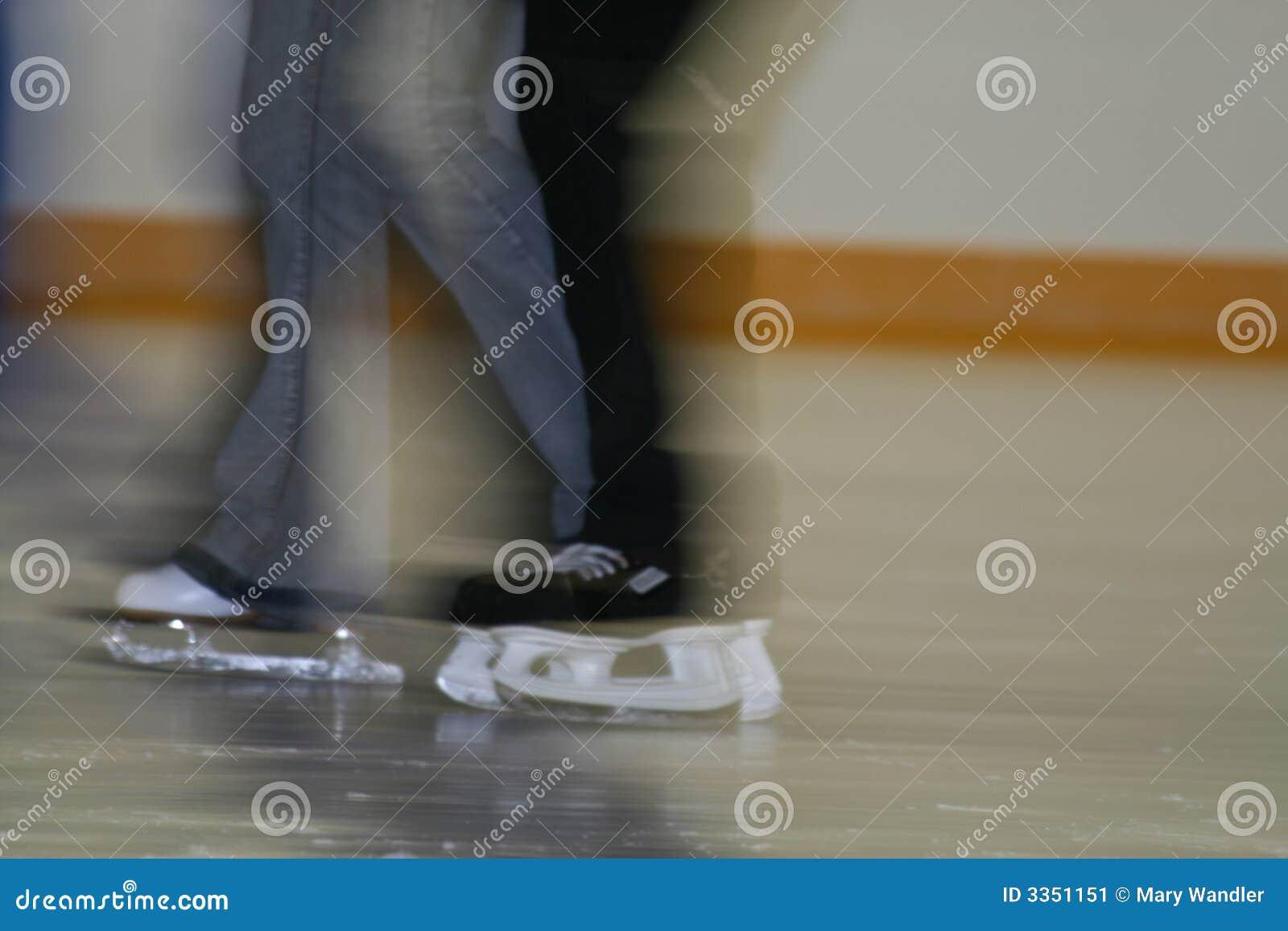 Pares de patinagem
