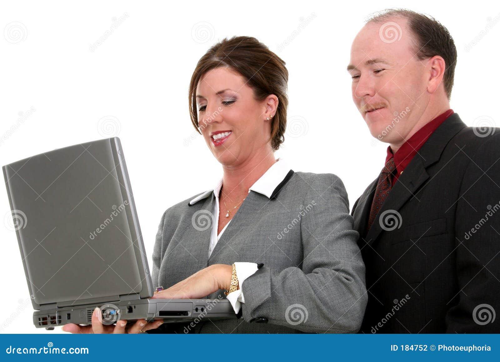 Pares del asunto con el ordenador portátil